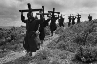 Cristina Garcia Rodero, ' SPAIN. Lumbier. 1980. The Trinity.', 1980