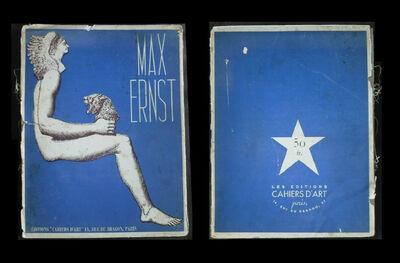 """Max Ernst, '""""Max Ernst"""", 1930's, Editions-""""Cahiers d'Arte""""-Rue de Dragon Paris.', 1930's"""