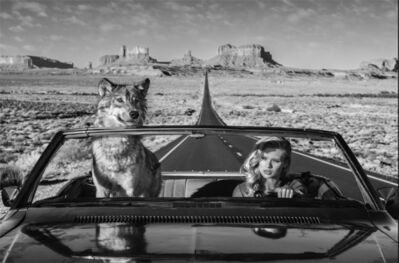 David Yarrow, 'Road Trip ', 2018