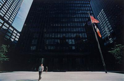 Harry Callahan, 'New York', 1977