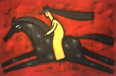 Juan Ezcurdia, 'Wild ride', 2019