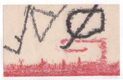 Dom Sylvester Houédard, 'Typestract 011263', 1963