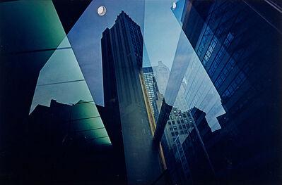Ernst Haas, 'Reflection Revolving Door', 1979