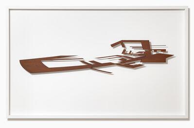 János Megyik, 'Untitled (TRN No.2)', 2017