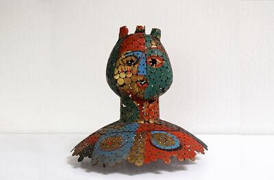 Wu Shaoxiang, 'Head  人头', 1994