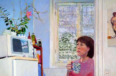 Trish Nickell, 'La fleur, le thé, et Bonnard', 2005