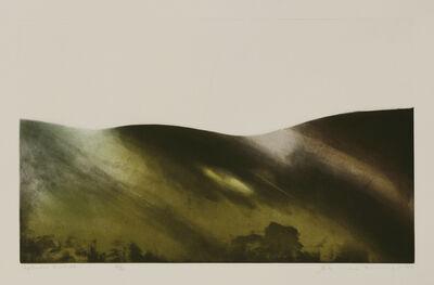Norman Ackroyd, 'September Hillside', 1978