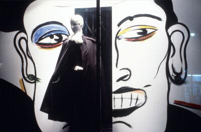 Mundo Meza, 'Documentation of a window display at Maxfield Bleu, West Hollywood'