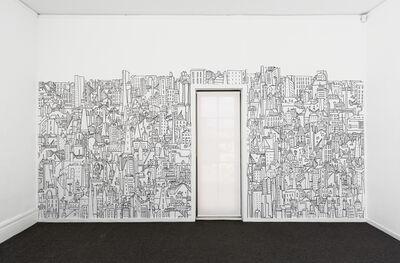 Sadie Chandler, 'Factory Wallpaper', 2017