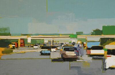 Ryan M. Reynolds, 'Freeway No. 9 / oil on panel', 2019