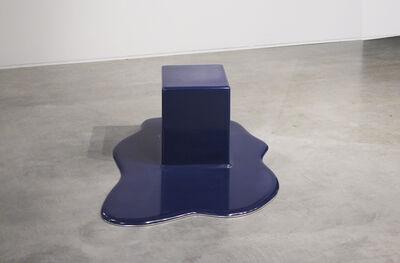 Reinier Bosch, 'Puddle Blue', 2011