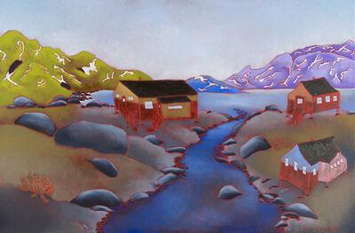 Raymond Martin, 'Kangiqsujuaq : Le jour', 2019