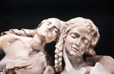 María Dávila, 'Les Statues meurent aussi', 2016