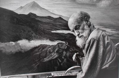 Héctor García, 'Dr. Atl', c. 1954