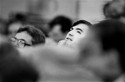 Doug Menuez, 'Steve Jobs Is Thinking', 1987