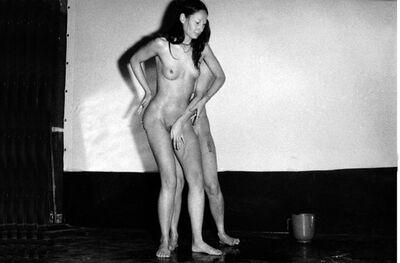 Peter Weibel, 'Energie Austausch', 1971