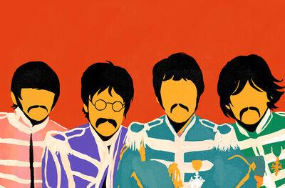 Coco Davez, 'Sgt. Pepper', 2020