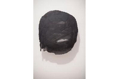 Tom Fruin, 'BLACK BALL 2 (FACE)', 2013