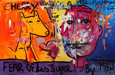 Bjarne Melgaard, 'Untitled (Fear of Les Super)', 2007