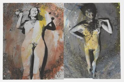 Carolee Schneemann, 'Evaporation (Pair #4)', 1974-2015