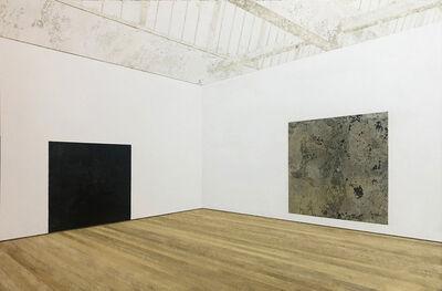 Daniel Senise, 'Dia Beacon', 2018