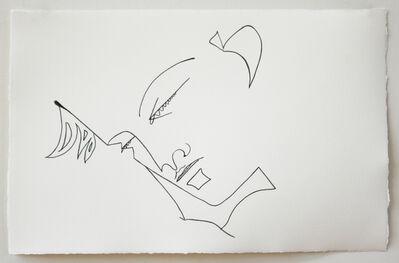 Stefan Thiel, 'Cocteau sleep', 2016