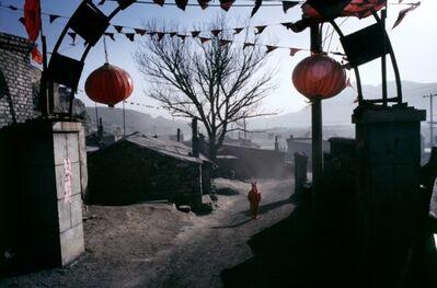 Francesco Zizola, 'Two Lanterns', 1998
