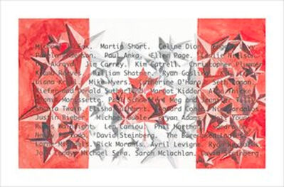 John Nieman, 'Canadian Stars'
