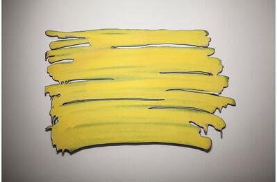 Tom Fruin, 'YELLOW FLAG', 2013