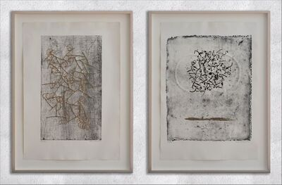 Claire Falkenstein, 'Struttura Grafica ', 1963