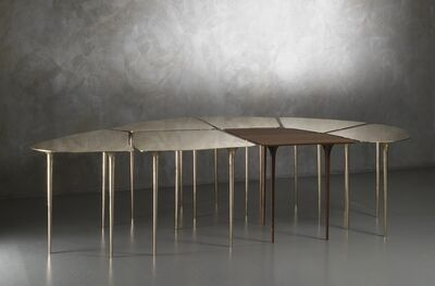 Massimiliano Locatelli, ''West Lake' table ', 2013