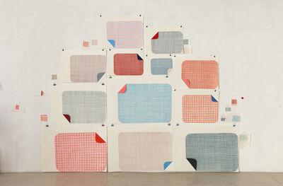 Sabine Finkenauer, 'Las mantas ', 2013