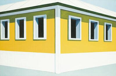 Emilio Sanchez, 'Yellow House'