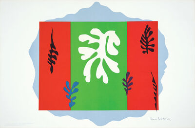 Henri Matisse, 'The Dancer', ca. 1949