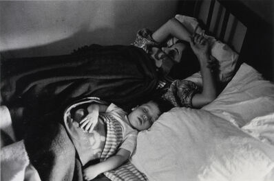 Larry Clark, 'Beat Up Wife, Tulsa', 1971