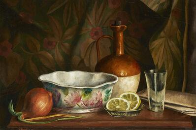"""Renato Paresce, '""""Still Life""""', 1924"""