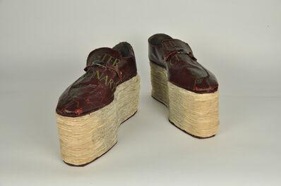 Renee Billingslea, 'Dic-Shoe-naries', 2013