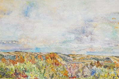 Dorothy Knowles, 'Hills in Fall (AC-019-87)', 1987