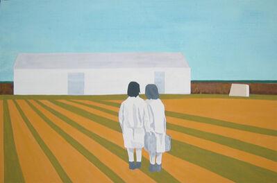 Mari Kuroda, 'Girls 2, The field', 2006