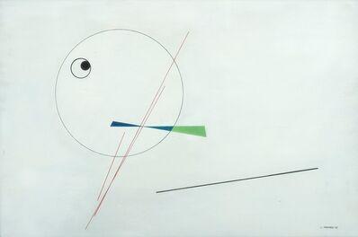Luigi Veronesi, 'Composizione', 1942