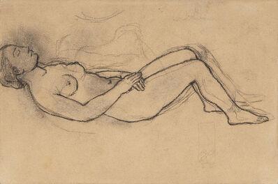 Pablo Picasso, 'Nu étendu', 1902-1903