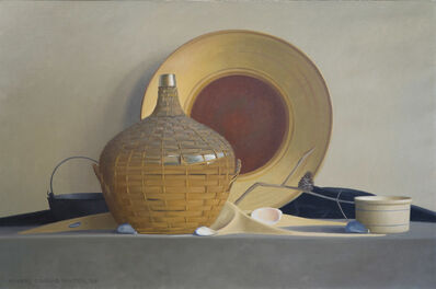 Robert Douglas Hunter, 'Still Life with Sand and Shells', 1984