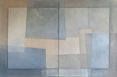 Kerry Hays, 'Untitled (Diptych)', 2020