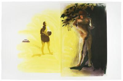 Eric Fischl, 'Beach Scene: Inner Tube', 1989