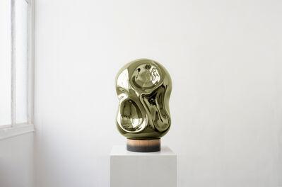 Arik Levy, 'SolidLiquid (OliveGreen)', 2020