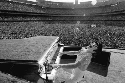 Terry O'Neill, 'Elton John', 1975
