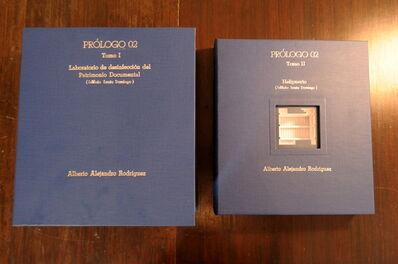 Alberto Alejandro Rodriguez, 'Prolog 02', 2019