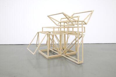 Ângela Ferreira, 'Estudo para Meridian House (reconstruído)', 2015