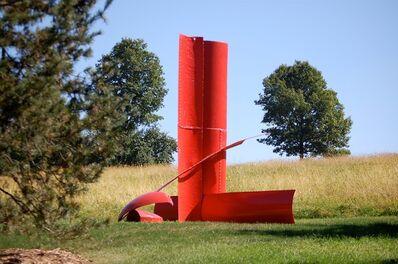Alexander Liberman, 'End Free VI', 1965