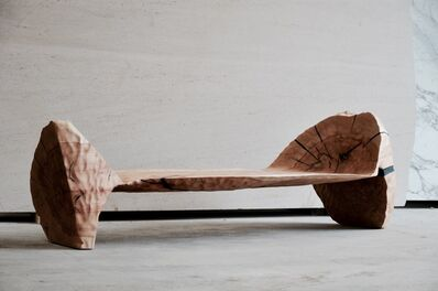 Kaspar Hamacher, 'Bench', 2017